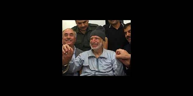 Arafat se fera soigner à Paris - La DH