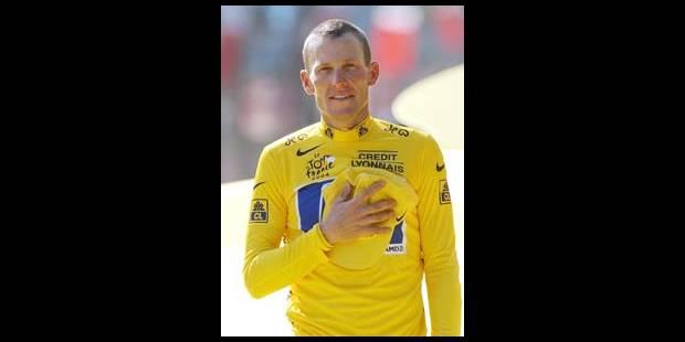 Armstrong, égal à lui-même - La DH