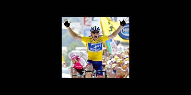Trois sur trois pour Armstrong - La DH