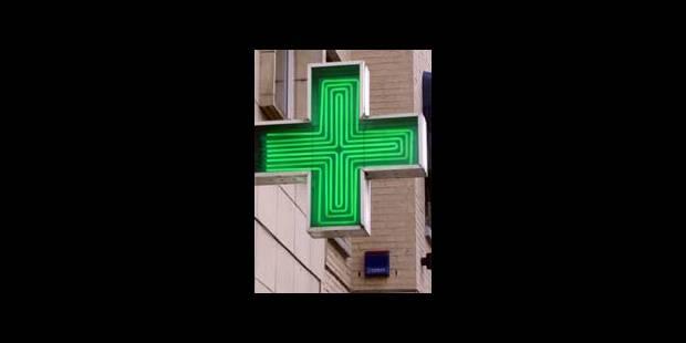 Les pharmacies ferment de 14h00 à 15h00 ce mardi en guise de protestation - La DH