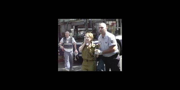 Attentat suicide dans un autobus à Tel-Aviv - La DH