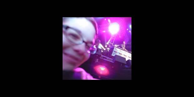 Vagues électroniques au Beach festival - La DH