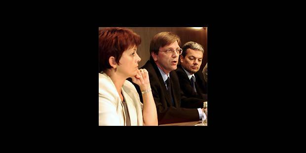 Guy verhofstadt va décevoir - La DH