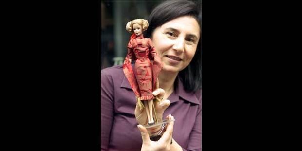 Une poupée Barbie made in Belgium - La DH