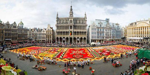 La Belgique a bonne réputation à l'étranger - La DH