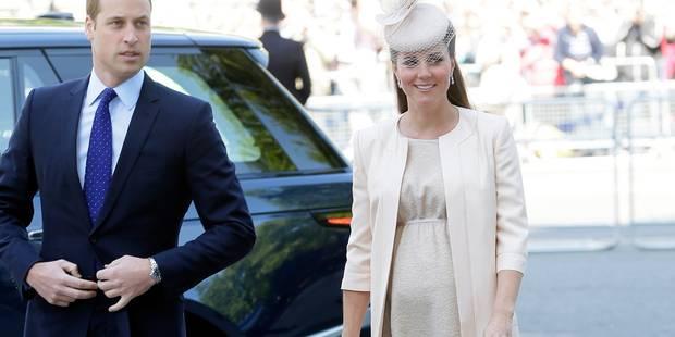 Bébé royal: les médias britanniques sont déjà prêts - La DH