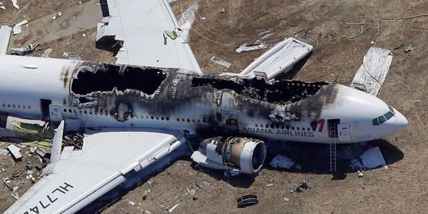 Crash de San Francisco: les boîtes noires récupérées - La DH