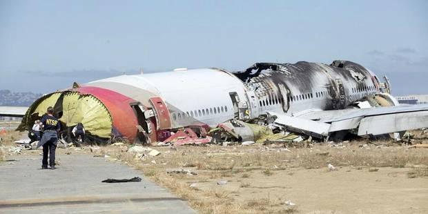 Le crash de San Francisco a été filmé - La DH