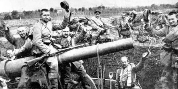 Hold-up flamand sur la Grande guerre ? - La DH