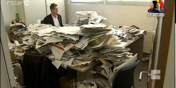 Voici le bureau le plus bordélique au monde! - La DH
