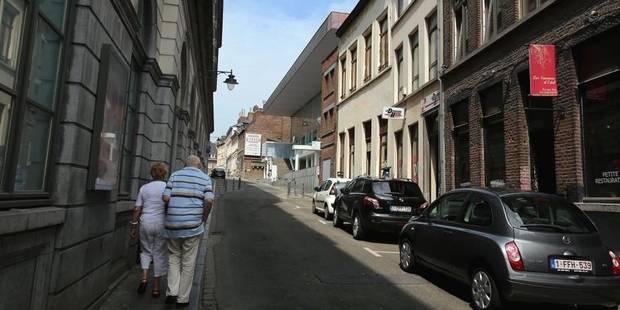 Fin des rodéos dans la rue Neuve de Mons - La DH