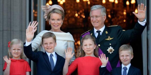 Le roi Philippe et la princesse Elisabeth ne volent plus ensemble - La DH