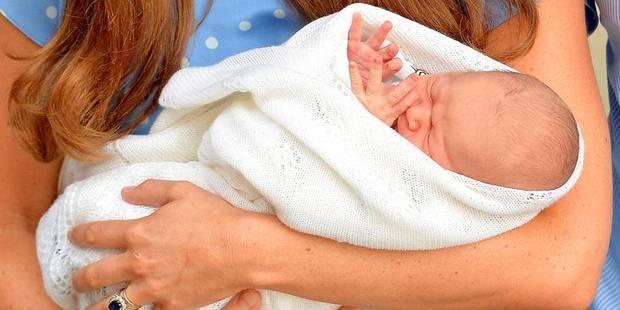 Le bébé royal a déjà un nom de domaine - La DH