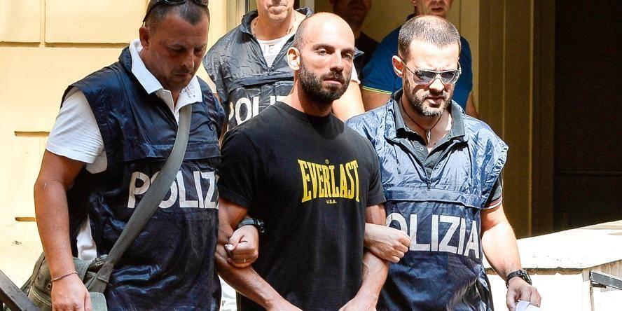 Italien Mafia Flüchtlinge
