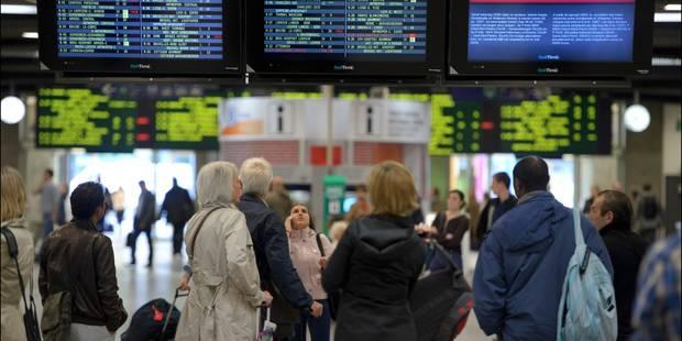 La SNCB a transporté 40% de passagers en plus vers la Côte en juillet - La DH