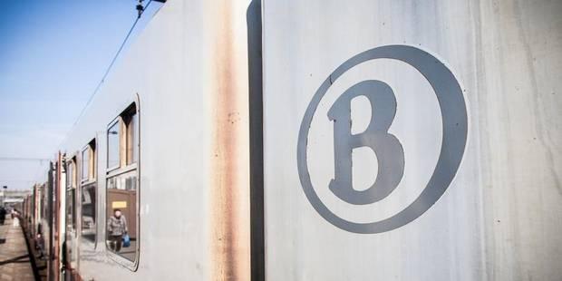 Collision entre une voiture et un train à Bornem - La DH