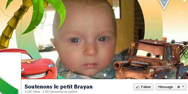 Le petit Brayan serait sorti du coma - La DH