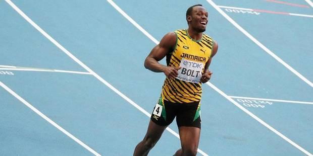 Mondiaux: Bolt sacré sur le 200 - La DH