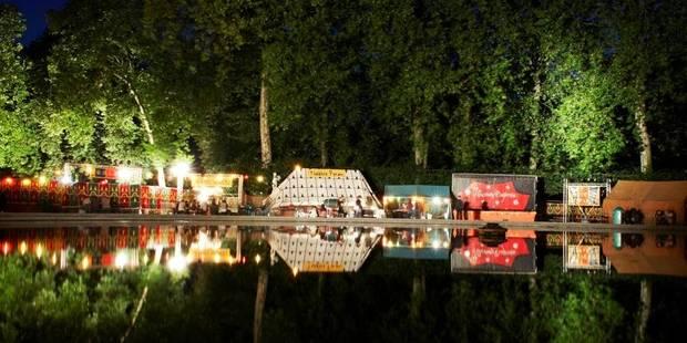 Les théâtres nomades au Parc de Bruxelles - La DH