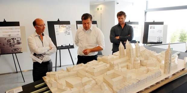 Tournai vu par de jeunes architectes - La DH
