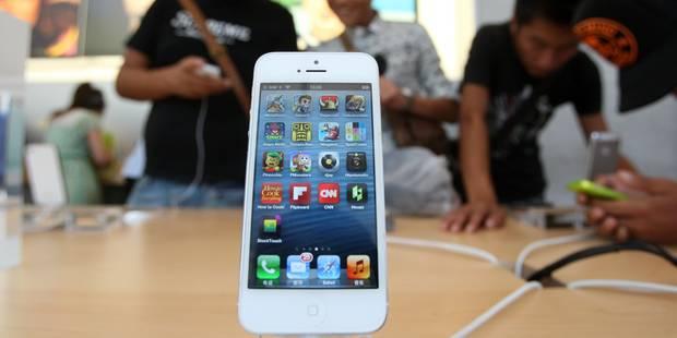 Deux nouveaux iPhones pour Apple - La DH