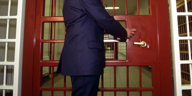 Prise d'otage à la prison d'Andenne - La DH