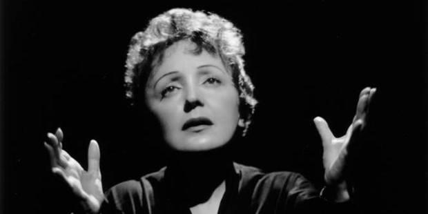 """50 ans après sa mort, Piaf reste """"LA"""" voix française - La DH"""