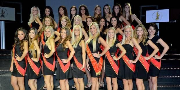 24 filles pour une couronne - La DH