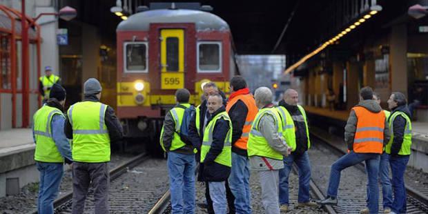 Grève sur le rail, patience sur les routes - La DH