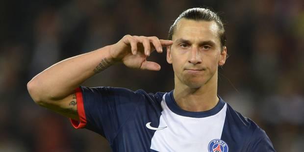 Zlatan Ibrahimovic, meilleur joueur de Suède pour la huitième fois - La DH