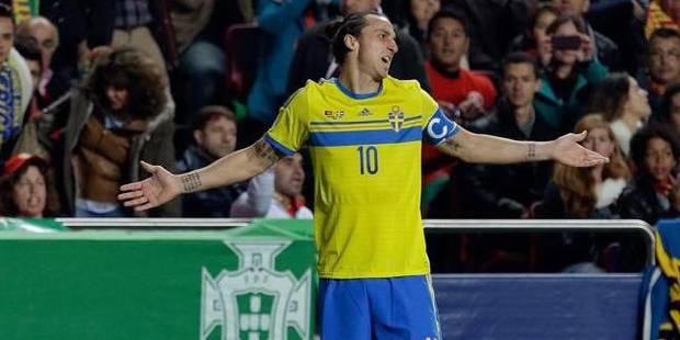 """Ibrahimovic: """"Perdre 1-0, c'est toujours mieux que perdre 2-0..."""" - La DH"""