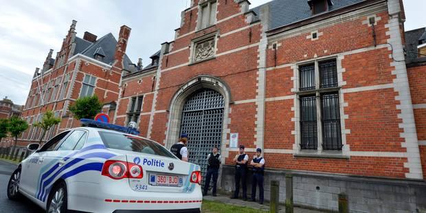 Marc-Jean Ghyssels menace de fermer à nouveau la prison de Forest - La DH