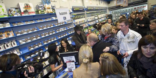 Free Record Shop Belgique en faillite - La DH