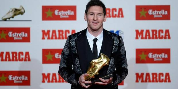 Nouveau record pour Lio Messi! - La DH