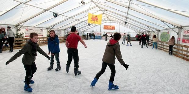 Manage On Ice ou les plaisirs de la glisse - La DH
