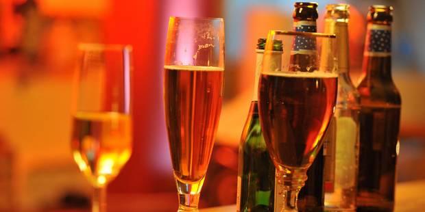 """Le """"plan alcool"""" doit diminuer l'usage nocif de l'alcool en Belgique - La DH"""
