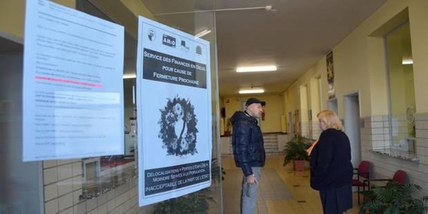 Les douanes pourraient quitter Tournai - La DH