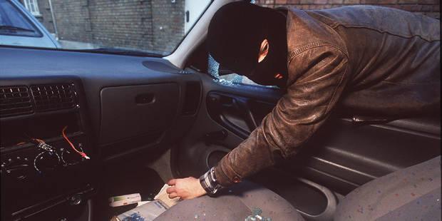 Il vole une voiture, fait un accident...et en vole une deuxième - La DH