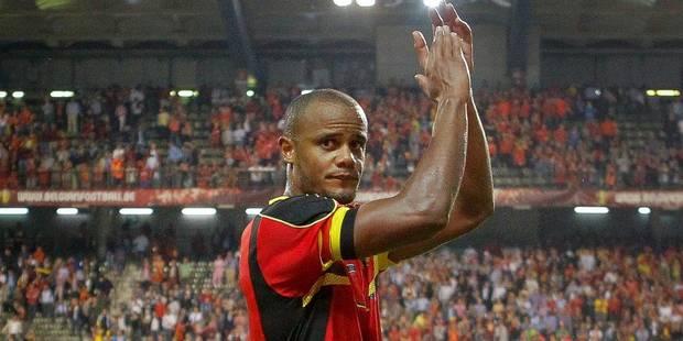 Vincent Kompany, le sportif préféré des Belges - La DH