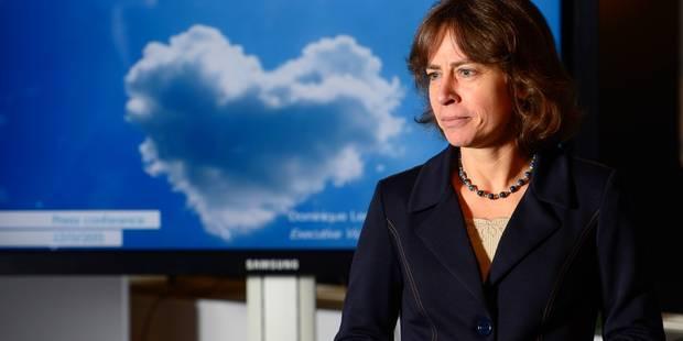 Dominique Leroy officialisée à la tête de Belgacom - La DH