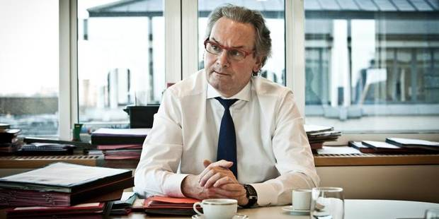 """Labille: """"Je gagnais bien moins que 290.000 €"""" - La DH"""