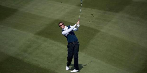 PGA: Nicolas Colsaerts débute mal sa saison avec une 113e place à La Quinta - La DH