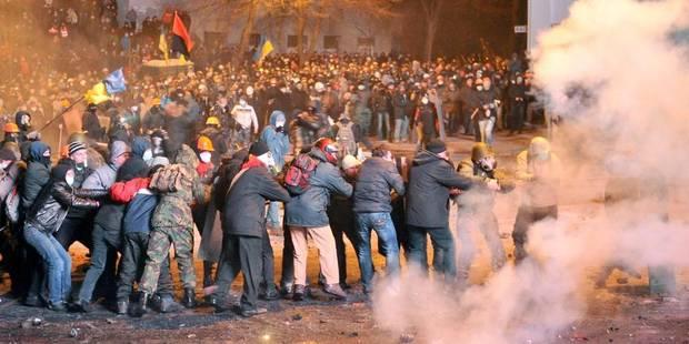 Ukraine: 200.000 manifestants manifestent dans les rues de Kiev - La DH