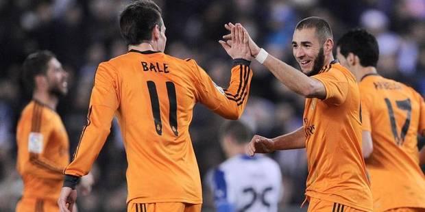Coupe du Roi: Benzema offre au Real une option sur les demies - La DH