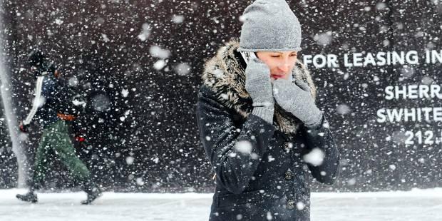 De la neige prévue en Ardenne - La DH