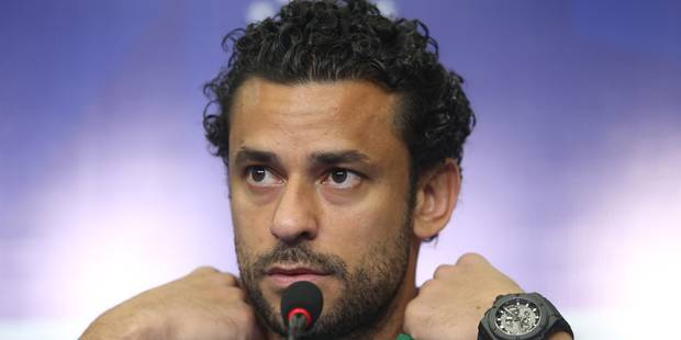 Le Brésilien Fred incertain pour le Mondial - La DH