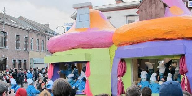 Le carnaval mosan - La DH