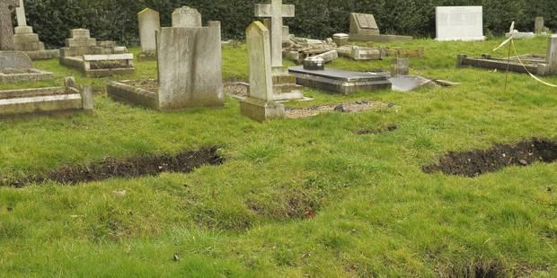 A 16 ans, il vole du cuivre dans un cimetière - La DH