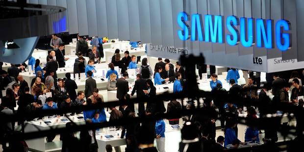 Samsung paiera 930 millions à Apple - La DH