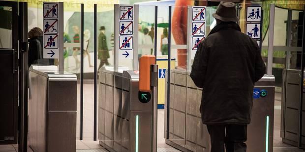 STIB: le sentiment de sécurité a progressé de 10% en deux ans - La DH